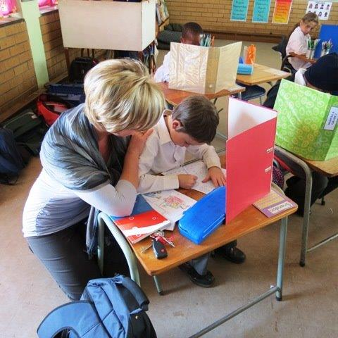 Occupational Therapy at Lantern School
