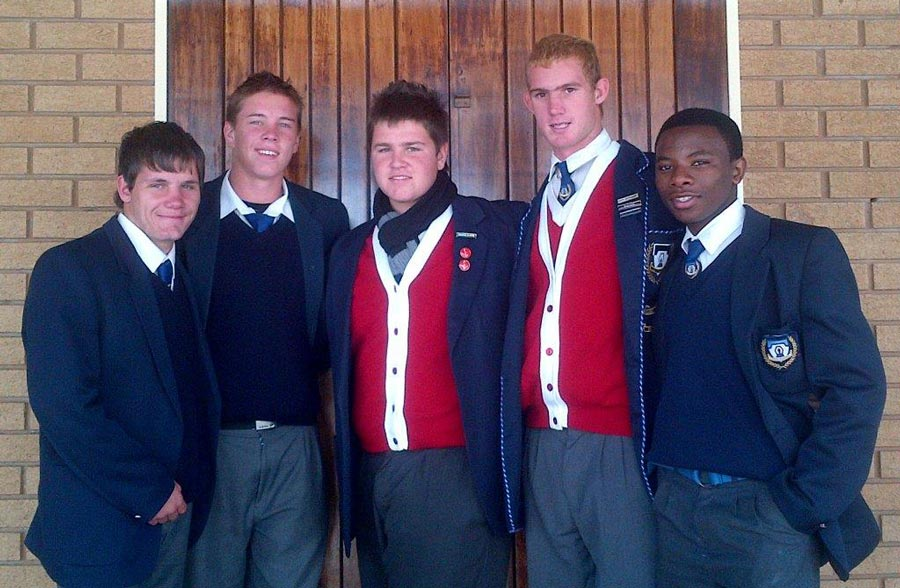 Five of Lantern School's 1st Rugby team players were chosen to represent the Golden Lions LSEN Craven week team. These players are Arno van Biljon, Marno Kruger, Renier Petersen, Stefan van Jaarsveld and Moloko Moloke.