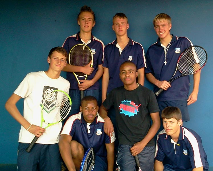Senior Tennis Team