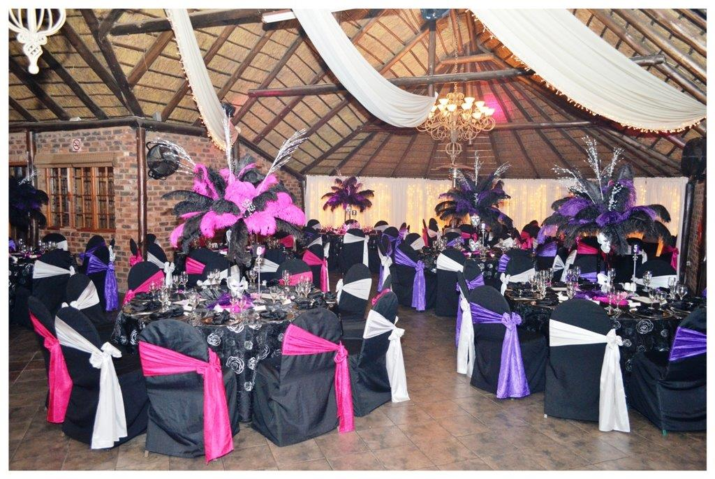 Lantern School's matric farewell was held on 22 August 2013 at Usambara.