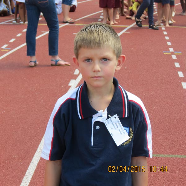 Athletics at Sasolburg - Grade 1
